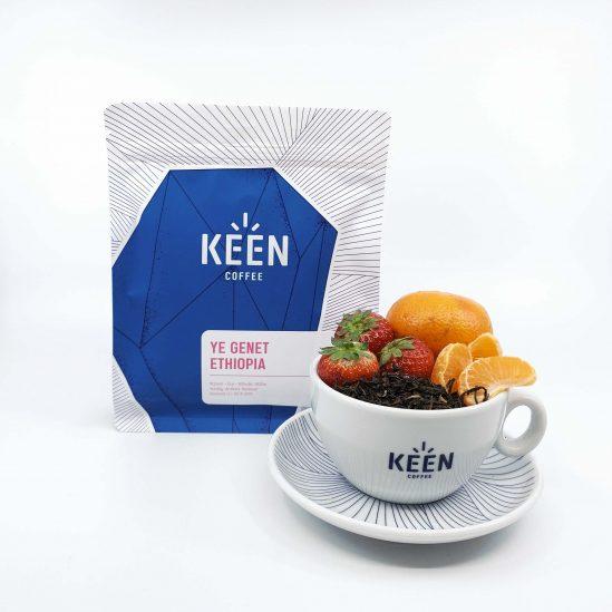 Ye Genet - Keen Coffee