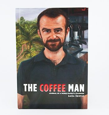 The coffee man- journal of a world barista champion