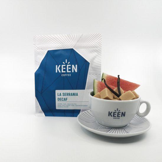 La Serrania - Keen Coffee