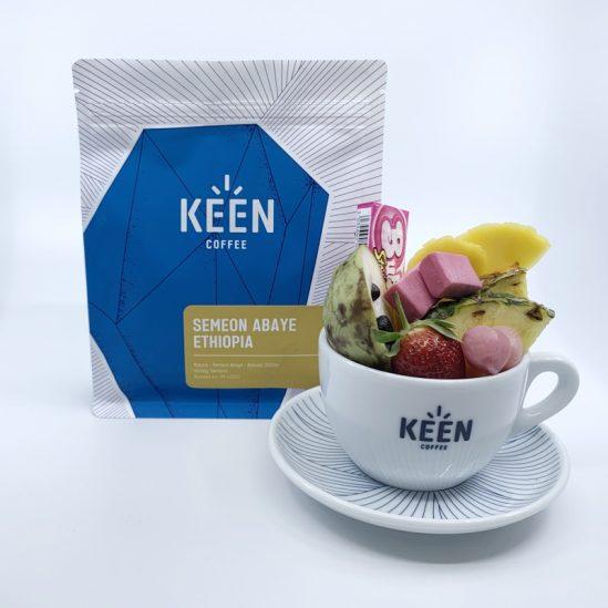 Semeon Abaye - Keen Coffee