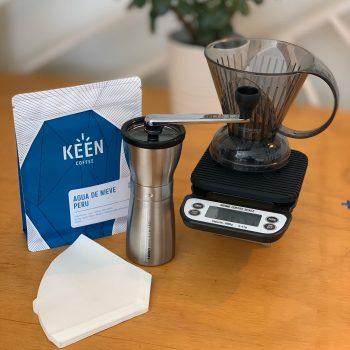 Home brew starter kit - Keen Coffee