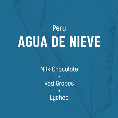 Agua de Nieve (front) - Keen Coffee