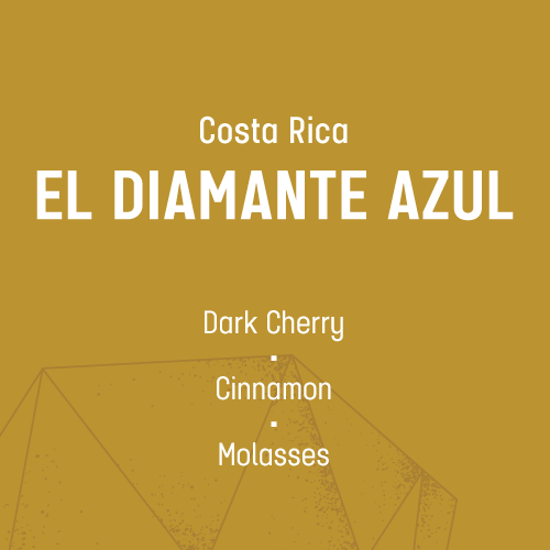 El Diamante Azul Costa Rica (data) - Keen Coffee
