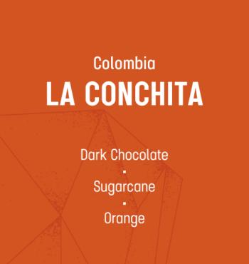 La Conchita (front) - Keen Coffee