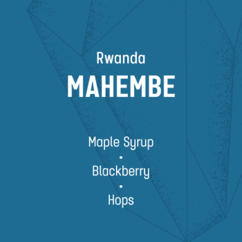 Mahembe Rwanda - Keen Coffee