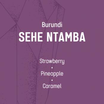 Sehe Ntamba (front) - Keen Coffee