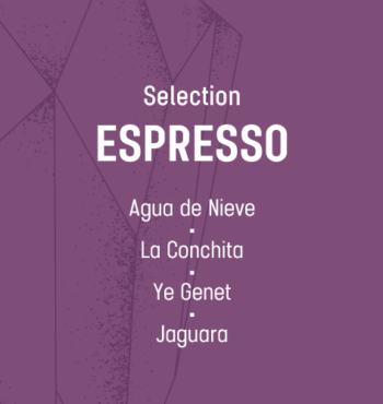 Selection espresso coffees - Keen Coffee