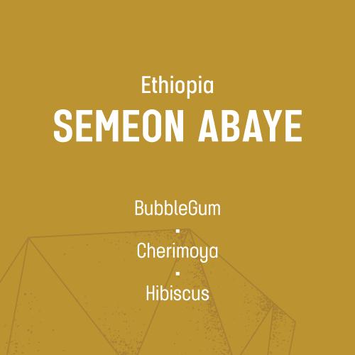 Semeon Abay (front) - Keen Coffee